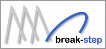 break-step logo