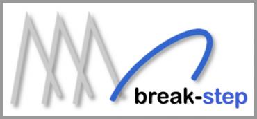break-step logo