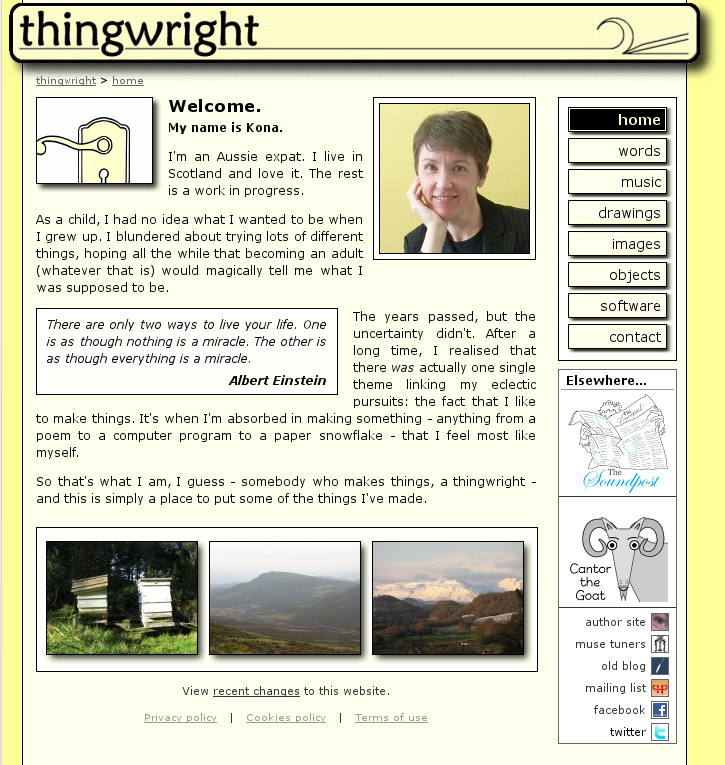 thingwright.com website