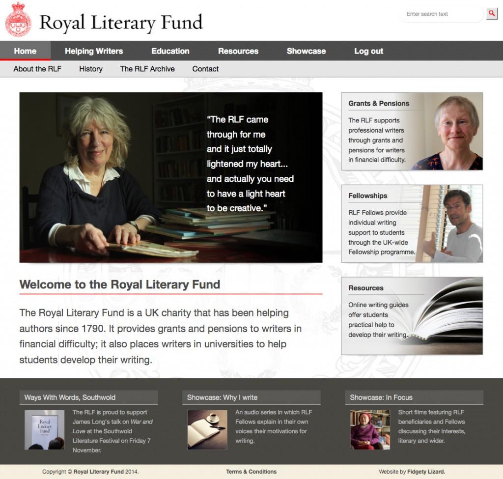 RLF website